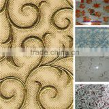 Fangding silk brocades fabric for glass laminating