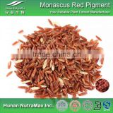 100% Natural Red Yeast Rice Extract, Red Yeast Rice Extract Powder, Red Yeast Rice Powder