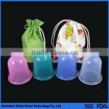 Outdoor Fitness Equipment Massage Suction Cups, Silicone Cupping, Silicone Vacuum Suction Cup