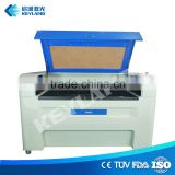 Low pirce mini cnc laser cut / cutter / cuting / plotter machine co2 150w 130w 100w 80w for plexiglass paper fabric plywood