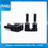4.4mm black wiring harness cable seal