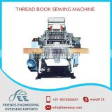 Thread Book Sewing Machine Provided With Latest Technology And Functions