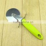 Stainless Steel pizza wheel pizza cutter pizza knife kitchen tools With ABS Handle                                                                                                         Supplier's Choice