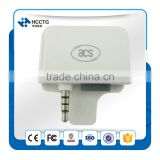 3.5mm jack audio cable/access control uhf rfid reader/android 3g smart card reader nfc-ACR31
