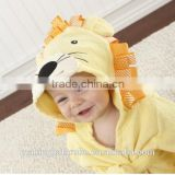 Jinhua wholesale hooded cheap coral fleece cute baby bathrobes                                                                         Quality Choice