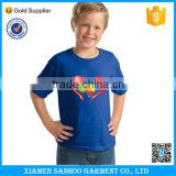 Kids t-shirt Wholesale Plain T-shirt Custom Printing Your Own Design Made In China Appreal