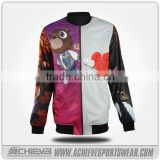 custom men bomber baseball jacket, wholesale blank varsity jackets                                                                         Quality Choice