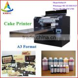 small cookies logo digital printer,white chocolate photo printing machine