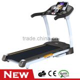 NEW ARRIVAL 24 programs with USB/SD interface LCD/TFT screen running exercise machine