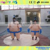 inflatable wrestling ring for kids/bouncy boxing ring suits/boxing ring inflatable