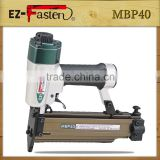Exellent 2in1 decorative Nail Gun pin Air 21 gauge Brad Nailer - MBP40