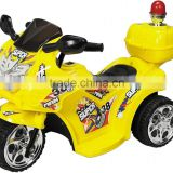 Rechargeable Battery Operated Motorcycle Ride On Electric Car Baby With EN71 Certificate