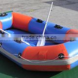 Perfect customized inflatable boat with sunshade