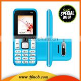1.8 Inch Screen Dual SIM Card GSM CDMA Custom Cheap Mobile Phone Made In China T12