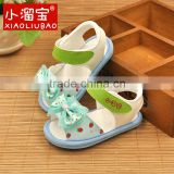 Hot Infant Toddler Walking Barefoot Shoes Baby Summer Barefoot Sandals baby leather shoes