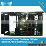 VFD series insulation oil Degasify purifier