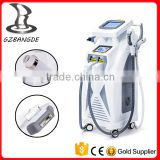 Most professional hair removal rf skin lifting beauty machine/shr opt ipl ND YAG LASER Beauty Machine