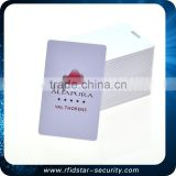 Access control proximity 125khz/13.56mhz rfid card dispenser for wholesales