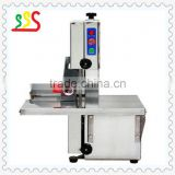 table type band saw for cutting meat and fish