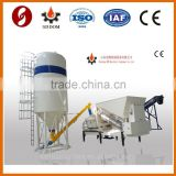 Pottable CE and Iso certificated Concrete production line,concrete mixing plant with pan mixer,concrete plant