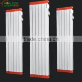Copper and aluminum composite household radiator
