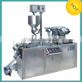 DPP80 Mini type Honey Butter Jam chocolate Automatic Blister Packing Machine for Olive oil Cheese