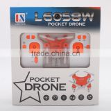 Mini drone with camera Wifi FPV drone Camera RC Drone LISHITOYS L6058W quadrocopter 2.4G RC quadcopter Dron Hobby RC Helicopter