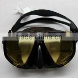 New and vogue optical full face liquid adult silicone diving mask(OPT-501)