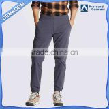wholesale custom Warm mens stretch Slim trousers slim fit men jogger pants fashion designs pants for men