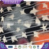 2016 Feimei Rayon Nylon Spandex Discharge Printing Fabric in China