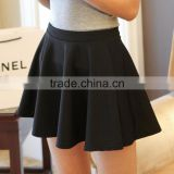 New Arrival Casual Ladies Mini Skirts beautiful women short spring summer autumn winter wool knit skirts