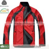 Jacket in new model hot sale, plain bomber jacket wholesale