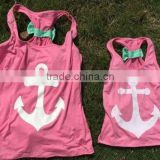 summer style women's anchor tanks top fitness debardeur femme vest tops cheap clothes china sleeveless shirt sport 2015 fashion