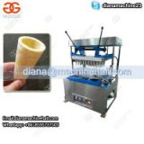 Commercial Pizza Cone Maker Machine|Pizza Cone Forming Machine