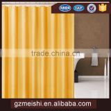 Wholesale Cheap Waterproof Translucent Cloth shower curtain