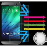 0.3mm 2.95D Tempered glass screen protector for HTC One, ONE max, 700,Z520e, T329T