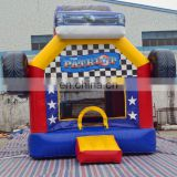 2017 Monster Truck Inflatable Jumping Bouncy Castle Bounce House Bouncer For Kids