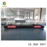 Black inflatable swimming pool for kids, inflatable swimming pool trampoline, used swimming pool for sale