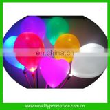Colorful inflatable festival LED Balloon