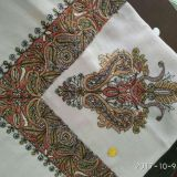 Arab wool embroidery scarf  /  Arab scarf