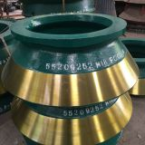 Mantle Metso hp500 cone crusher parts mantle and bowl liner