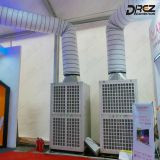 Air Conditioners 30 Ton Air Cooled Chiller System for Outdoor Event Climate Control