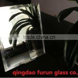 3-6mm Aluminium Sheet Mirror Float Glass with Vinyl Back Film
