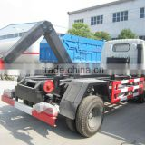 Dongfeng Small Container Detachable Garbage Truck
