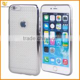 china supplier for iphone 6 plus mobile phone slim palte tpu cover case                                                                                         Most Popular