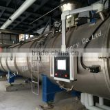 belt vacuum drying equipment for peanut