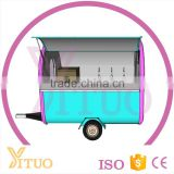 Best Quality Mobile Food Truck, Ice Cream Cart, Hot Dog Mobile Food Cart for Sale                                                                         Quality Choice