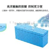 motion sensor cube bluetooth speaker ( outdoor is available when use)factory price promotional!