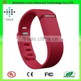 Sports Pedometer Mobile Phone Fitbit Flex Wireless Activity Sleep Wristband