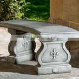 Fascinating Small Patio Furniture Magnesium Oxide Garden Bench Stone With Cushion 15 Charming Stone Garden Bench Inspirational